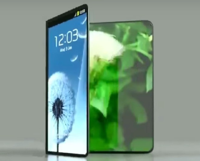Samsung 'Confirms' Radical New Galaxy Smartphone