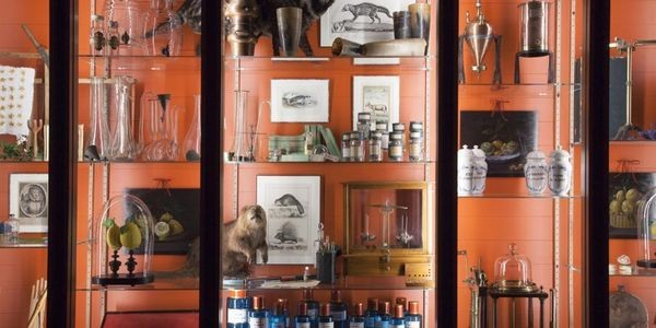 Walk Back In Time At The Newly Expanded Perfume Museum In Paris
