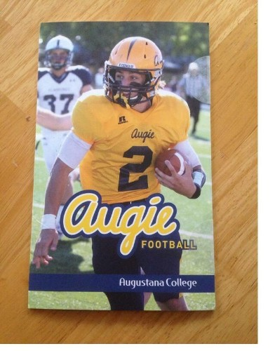 Why Is Augustana Recruiting My Benchwarming Son to Play College Football?