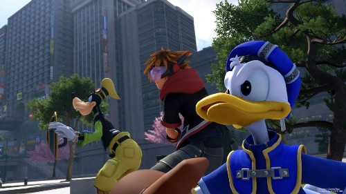 'Kingdom Hearts 3': Complete List Of Every In-Game Character