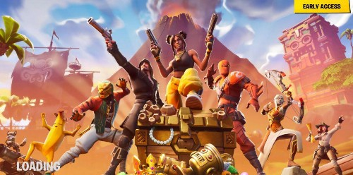 Of Course 'Fortnite' Is Copying 'Apex Legends'