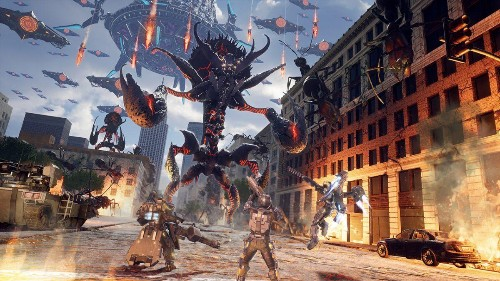 'Earth Defense Force: Iron Rain' Has Topped The Japanese Gaming Charts