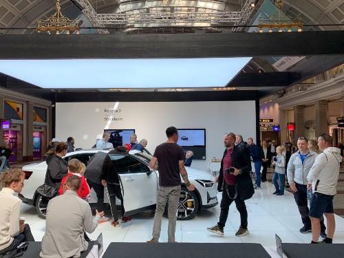 Electric Car Competition Heats Up As Polestar 2 Begins European Tour