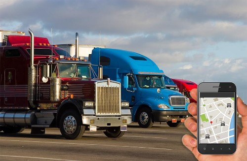 The Disruption Uber Has Brought To The Taxi Business Is Coming To Trucking