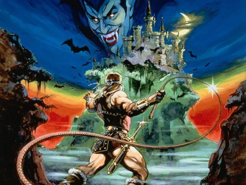 The 'Castlevania Anniversary Collection' Is Now Out And It Is Gloriously Good