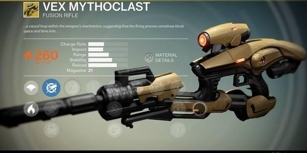 Here Are All The Exotic Weapons 'Destiny 2' Hasn't Brought Back From 'Destiny 1' Yet