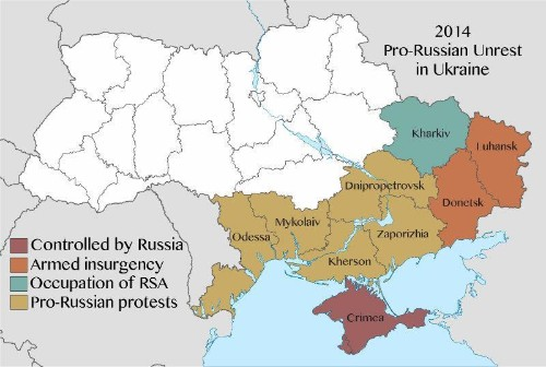 The Minsk Ceasefire Has Failed. What Now For Ukraine?