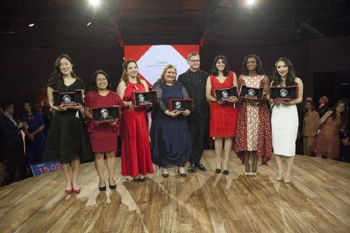Applications Now Open For The 2020 Cartier Women's Initiative Awards