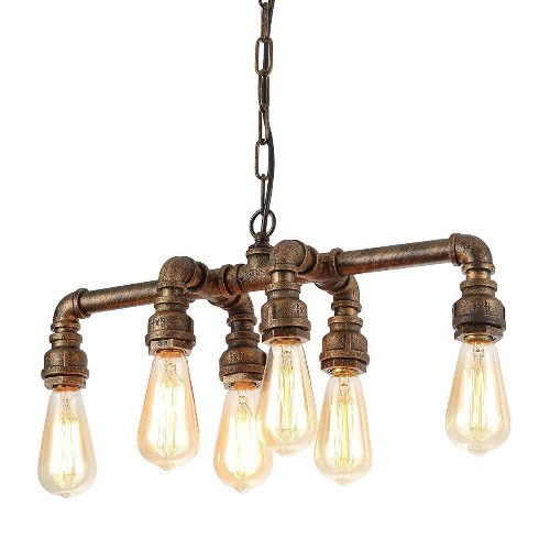 The Coolest Industrial Light Fixtures On Amazon Prime