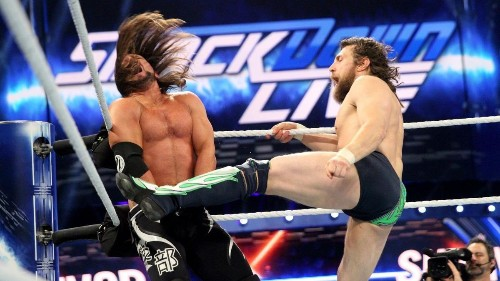 WWE SmackDown Will Thrive With Its Shift To A More Sports-Oriented Style