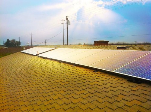 Rooftop Solar Shines Light On Bad Business Practices