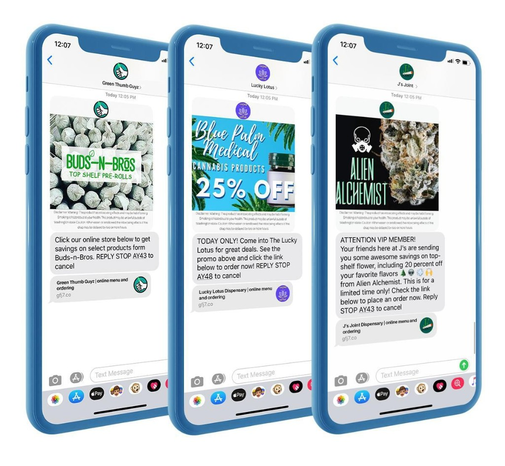 Dispensary Text Message Marketing Made Perfect By Springbig