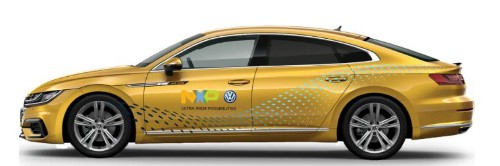Volkswagen To Debut NXP Ultrawideband Technology In 2019