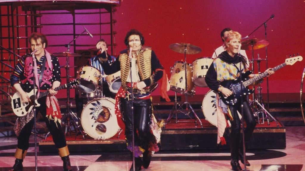 Producer Chris Hughes On Helming Hit '80s Albums By Adam And The Ants, Tears For Fears