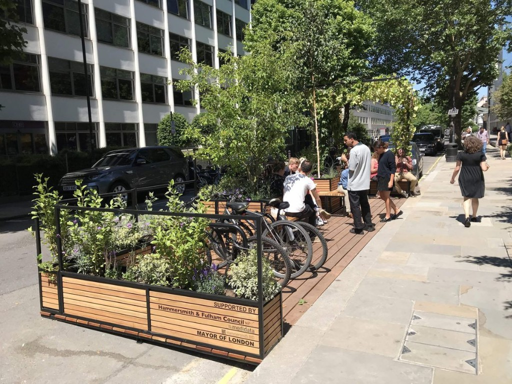 Parklet Firm Discovers No Such Thing As Bad Publicity After Tabloid 'Hatchet Job' Boosts Business