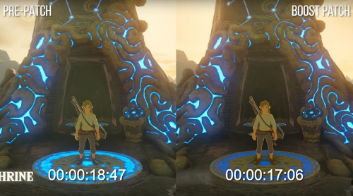 Nintendo Shortens Load Times By Overclocking The CPU In The Switch