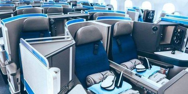 United 787-10 Polaris Business Class Flight Review