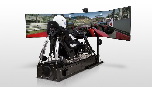 CXC Simulator: The Ultimate Gamers Driving Experience