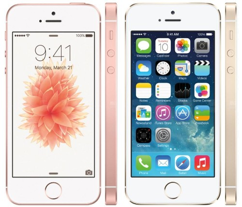 iPhone SE Vs iPhone 5S: What's The Difference?