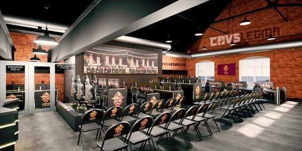 Cleveland Cavaliers Continue To Grow Esports Brand With New Training Facility