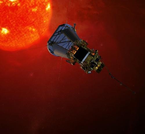 NASA Solar Probe Will Touch The Sun
