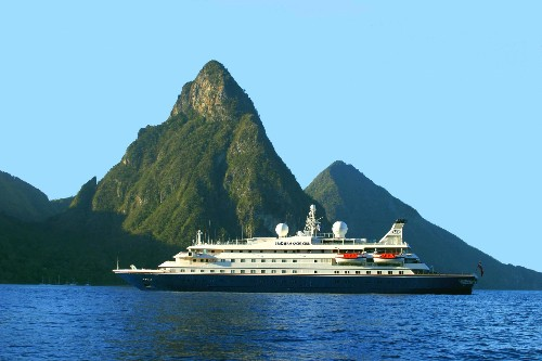 The Best Small Luxury Cruise Ship Of 2015: SeaDream Yacht Club
