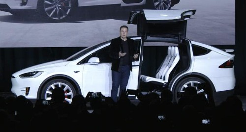 Tesla's Elon Musk: Car Can Drive Itself Across Country In Two Years