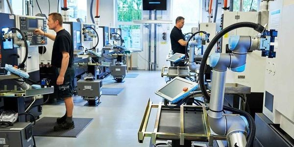 Automation Might Be Here, But Industry 4.0 Is Still Far Off