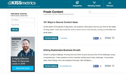 10 B2B Companies That Show What a Killer Blog Looks Like