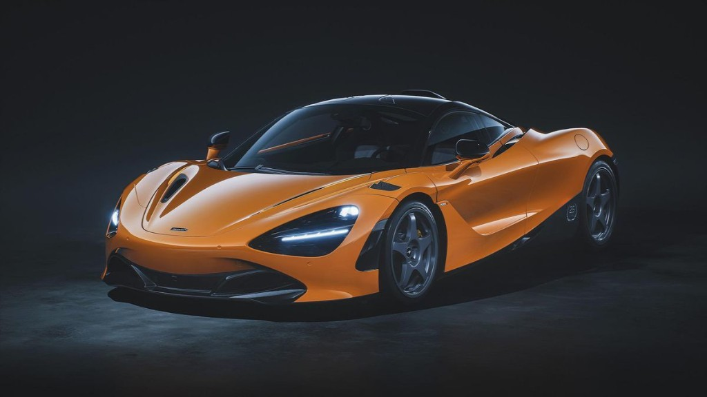 McLaren Celebrates Le Mans Win With Special 720S - And It's All About Those Wheels