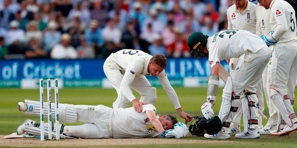 Steve Smith's Concussion Ignites Debate Over Contentious Cricket Rules