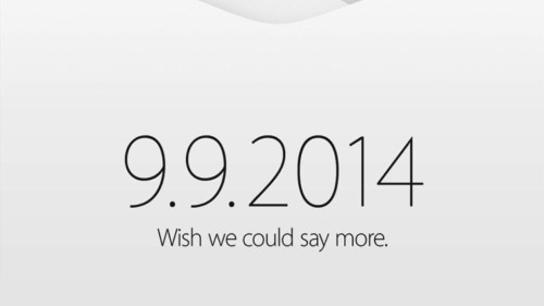 iWatch Arrives? Apple Hits All-Time High After Cryptic Event Reveal