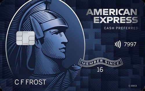 Blue Cash Preferred® Card from American Express Review