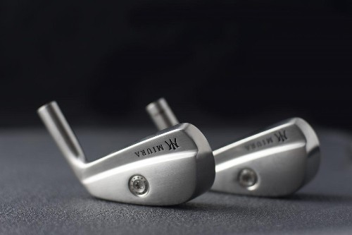 Miura Unveils New Irons For Mid- And High-Handicap Golfers