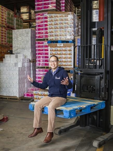 Costco For Millennials: How Chieh Huang Built Boxed, A Mobile Juggernaut With $100M+ In Revenue