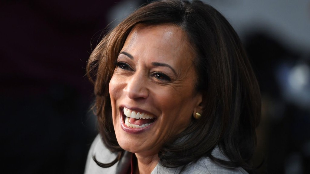 VP Candidate Kamala Harris Now Has Her Own Cocktail