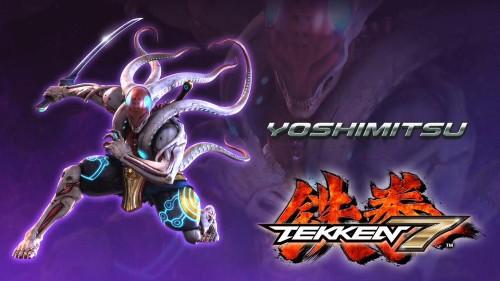 Yoshimitsu Returns To the Fight In Tekken 7