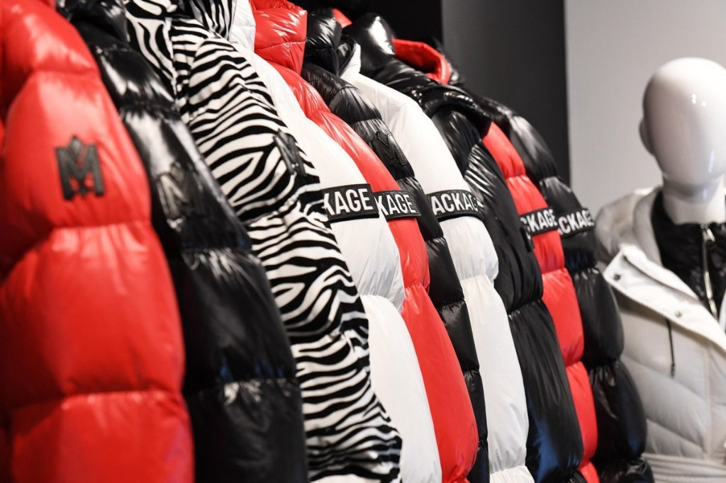 You Can Get To Know Mackage At Its Immersive Pop-Up At Showfields