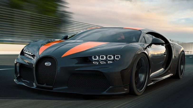 These Are The 25 Fastest Cars In The World In 2020