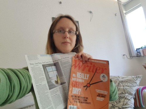 How Prolific Writer Olga Mecking Gets Published In Top Tier Bylines