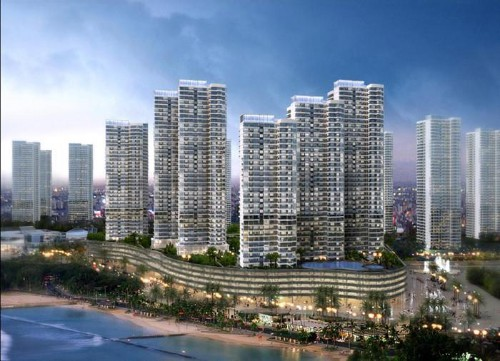China's Real Estate Giants Turn the Tables on Singapore