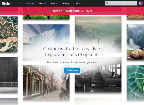 Flickr Apologises For Controversial Wall Art Policy