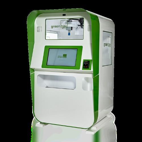 Greenbox Robotics THC And CBD Budtender Machines Have Arrived