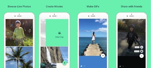 Google's Motion Stills App Turns Apple Live Photos Into Animated GIFs And Videos