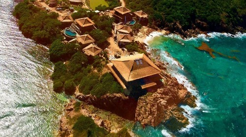 Exclusive First Look At Sir Richard Branson's Exotic Moskito Island (Updated)
