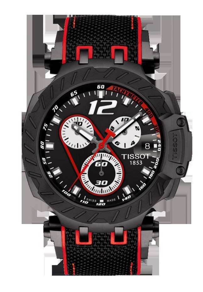 Why MotoGP World Champion Marc Marquez Has A Tissot Watch Named After Him
