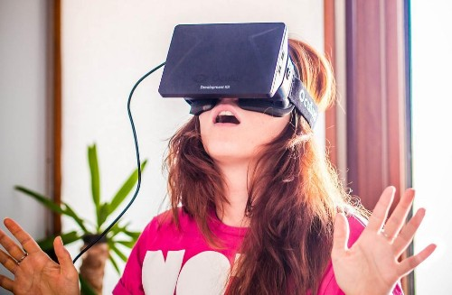 Virtual Reality And The Brave New World Of College Recruiting