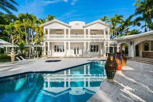 For $32M Gloria Estafan Brings Miami Compound Back To Market