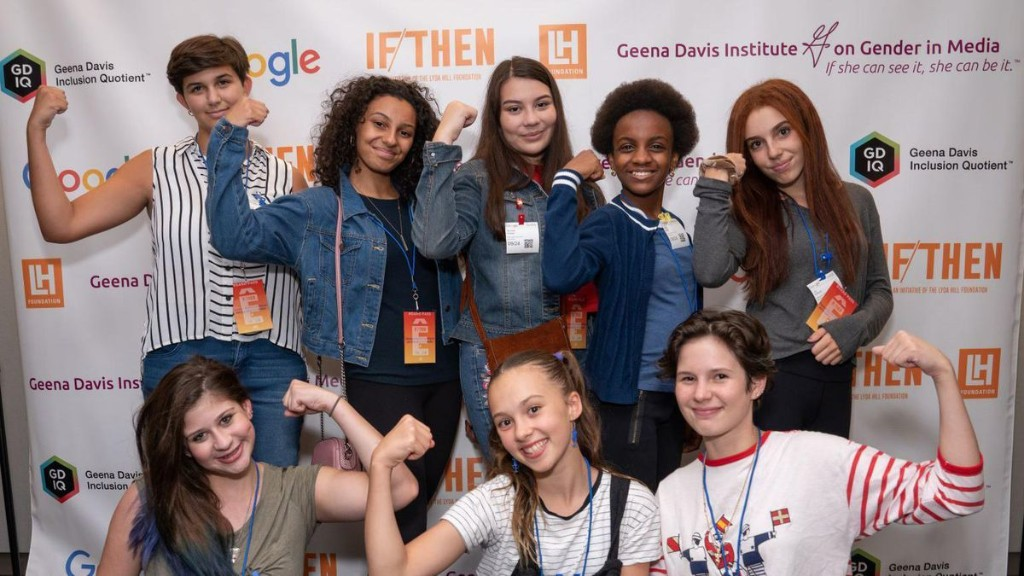 Companies With Strong Women At The Table Insist On Saving Seats For Girls