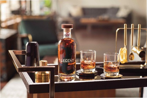 Jim Beam Announces Legent: A New Bourbon With A Japanese Accent